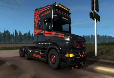 SCANIA T SUPER GRIFFIN SKIN V1.0