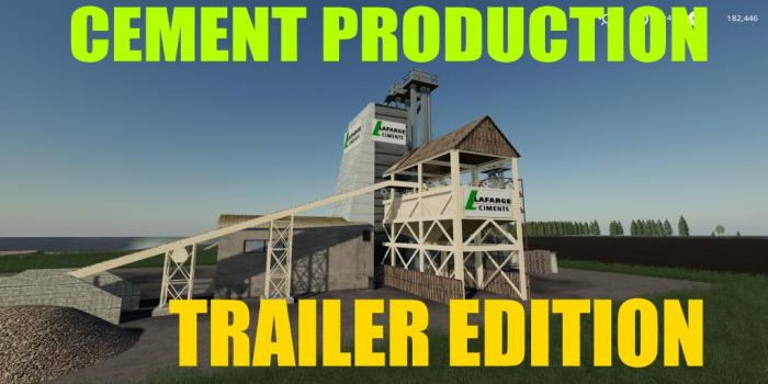 CEMENT FACTORY TRAILER EDITION V1.0