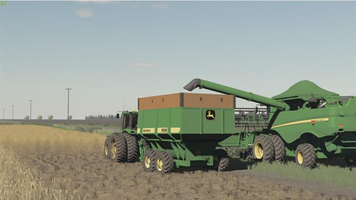 JohnDeere 650