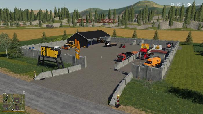 MINING AND CONSTRUCTION DECO PACK V1.0