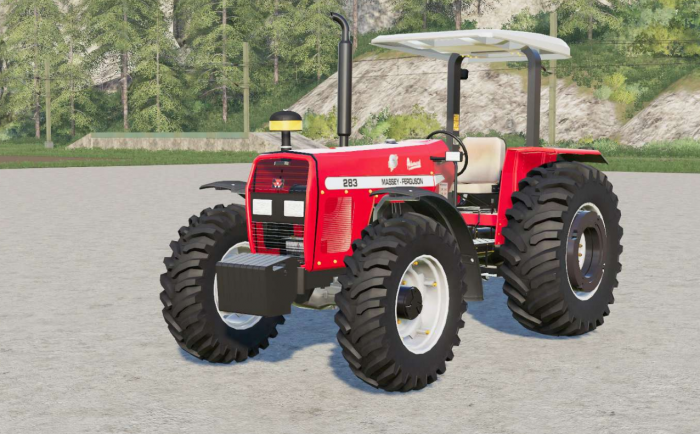 Massey Ferguson 283 Advanced