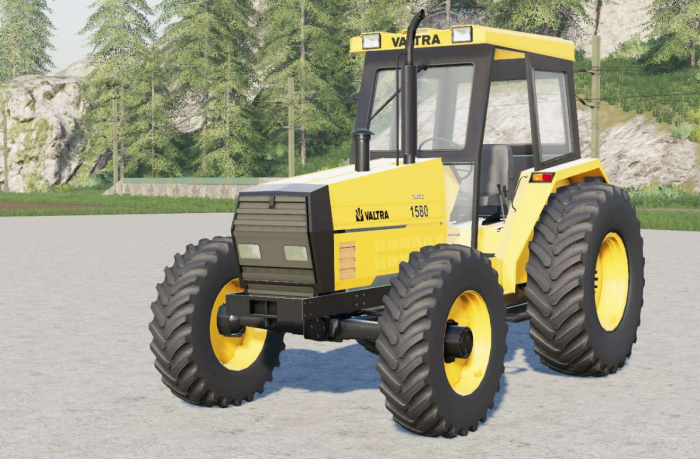 Valtra 1580 Turbo
