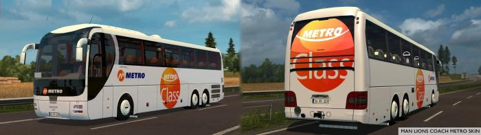 MAN LION COACH 6X2 V1.3 1.39
