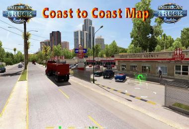 COAST TO COAST MAP - V2.11.12 1.40