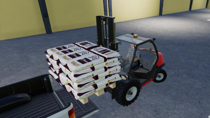 Seed Pallets