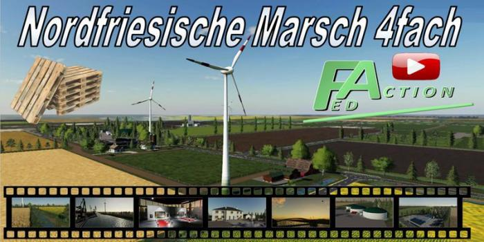 NORTH FRISIAN MARCH 4X V2.7