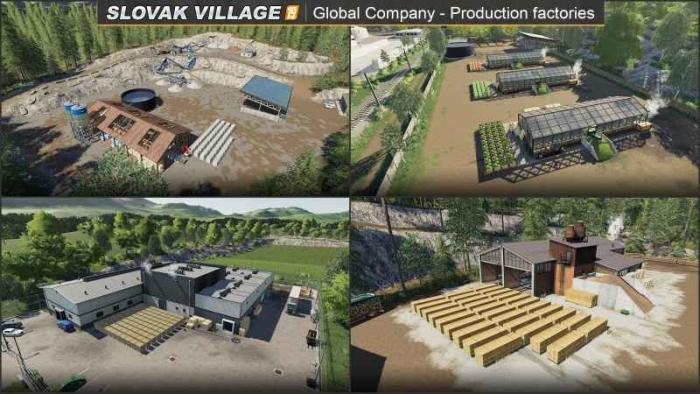 SLOVAK VILLAGE RUS V1.2.0.0