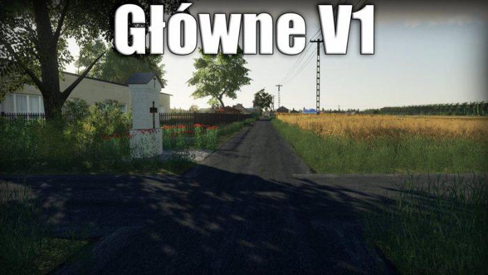 GLOWNE MAP V1.0.0.0