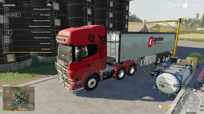 SCANIA R730 SEMI 3 AXLE BY AP0LLO V1.0.0.3