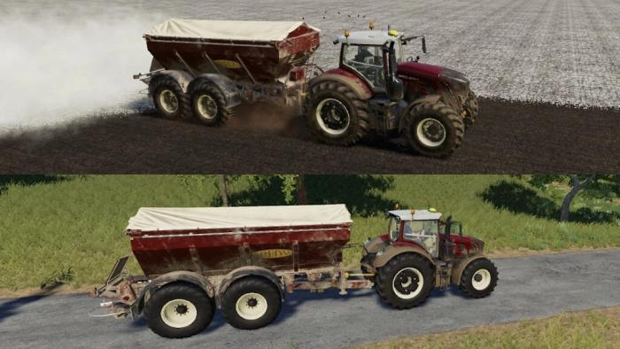 IA FERTILIZER AND SALT SPREADERS V1.1.0.0