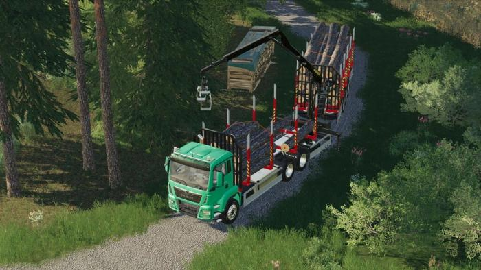 MAN TGS SHORTWOOD V1.0.0.0
