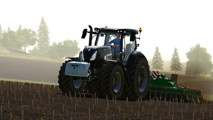 NEW HOLLAND T7 SERIES V1.4.0.1