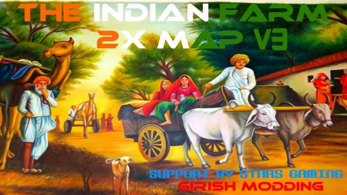 THE INDIAN FARM V3.0