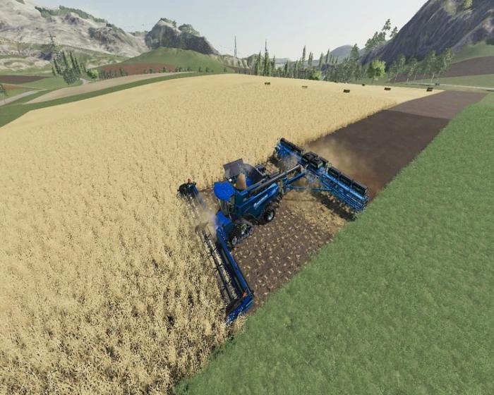 NEW HOLLAND CR1090 MAXI 2IN1 V1.1.0.0