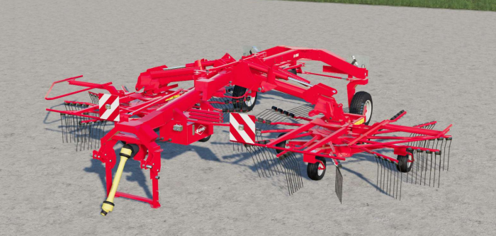 Kuhn GA 8521〡color configurations