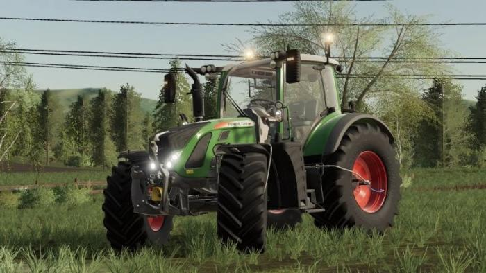 FENDT 700 VARIO SCR EDIT_BY FJ MODDING