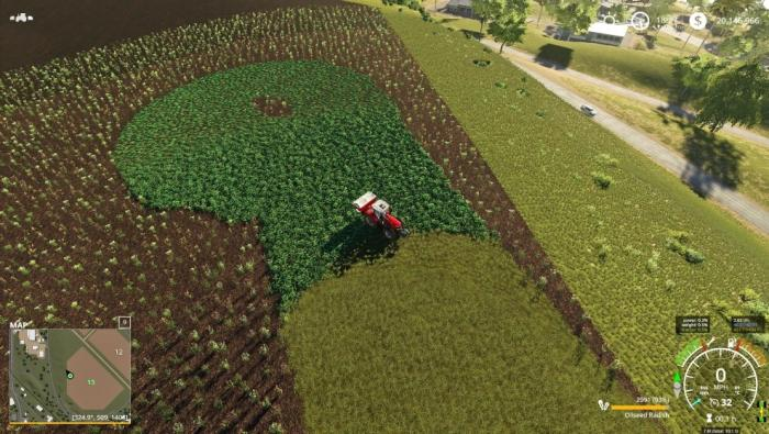 AXIS 402 MEADOW SEEDER V1.0.0.0