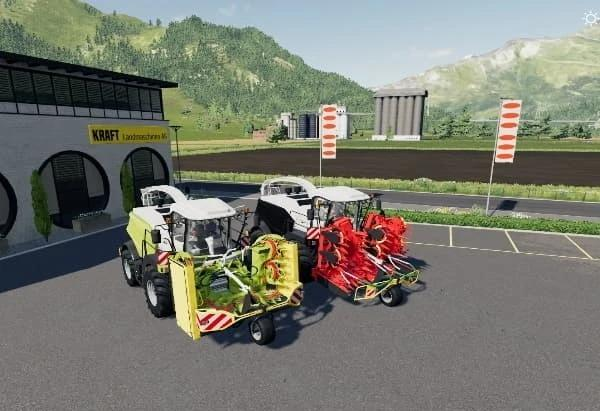 CLAAS PACK V1.0.0.0