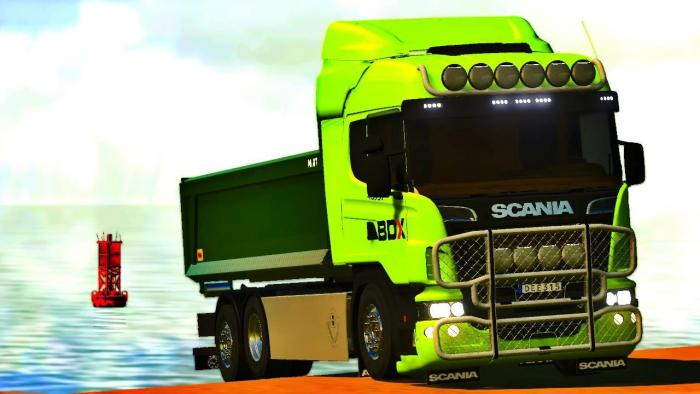 FS19 Scania BDX