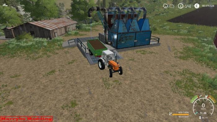 COMPOUND FEED SYSTEM (25000000L AND WITH LEVEL INDICATOR) V1.2